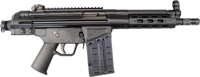 "PTR 91 PDWR .308 WIN PISTOL 8.5"" BBL. - H & K 91 Type W / 1-20 Round Mag. Mfg Item # PTR 105"