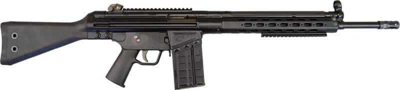 "PTR 91 FR .308 WIN RIFLE 18"" Barrel - H & K 91 Type Roller Delayed Blowback Semi-Auto Rifle Item # PTR-102"