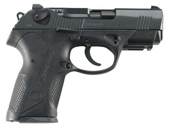Beretta PX4 Storm Compact .40 Cal Semi-Auto Pistol 12+1 Blue JXC4F21