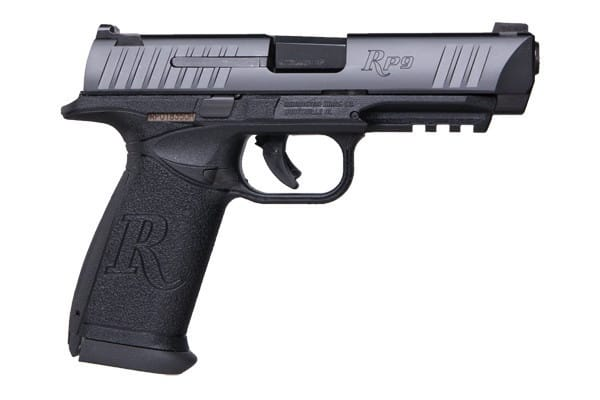"""Remington RP9 9mm 18+1rd 4.5"""" 2 Mags - RM 96466"""