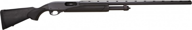 Remington 870 Express 12GA Shotgun, 26 RC MOD Black Synthetic - REM 25589