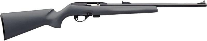 Remington 597 22LR Rifle, 10rd Blued Black Synthetic - REM 26550