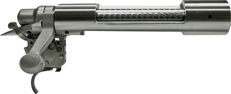 Remington 700 Action Only Stainless Steel Short Action 308 Bolt Face - 27559