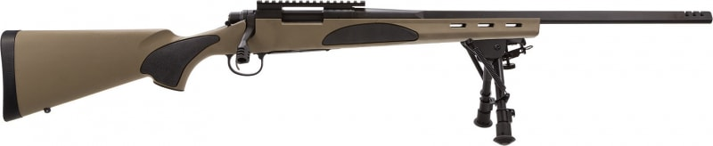 "Remington 700 VTR .223 Remington Rifle, 22"" Flat Dark Earth Stock Tactical Style - 84374"