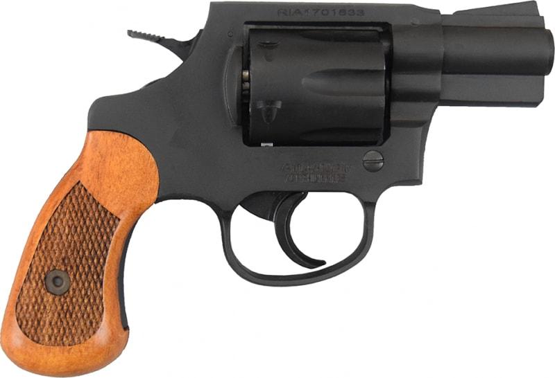 "Rock Island Armory 51283 Model 206 Revolver .38 Spl, 2"", 6 Round, Black"