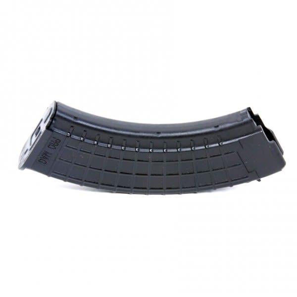Saiga 7.62x39mm (30)Rd Black Polymer Magazine - SAI-A2, by ProMag