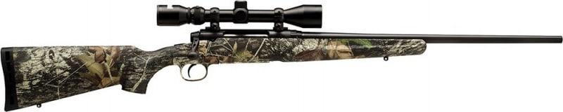 """Savage Arms Axis XP 30-06Springfield Rifle, 22"""" CAMO DBM MONBU - SAV 19249"""