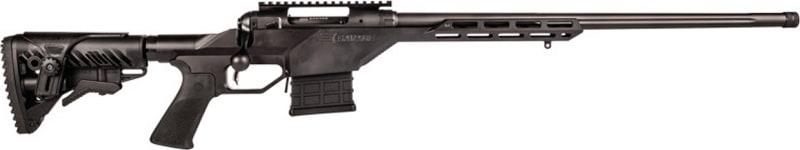 Savage Arms 10BA Stealth 6.5CREED Rifle, 24IN Barrel Chasis Gun - 22638