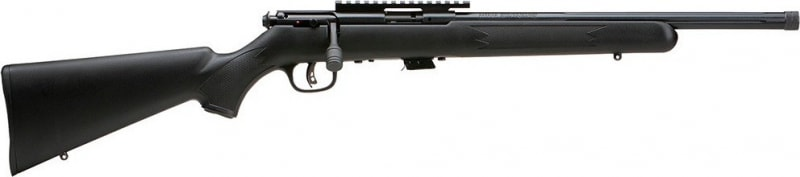 "Savage Arms Mark II FV-SR 22LR Rifle, 16.5"" Threaded Barrel - SAV 28702"