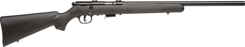 "Savage Arms 93R17 FV 17HMR Rifle, 21"" Synthetic Varmint Rifle - 96700"