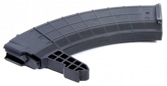 SKS 7.62x39mm 30rd Black Polymer Magazine - SKS-A4, by ProMag