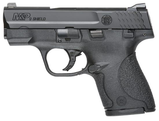 Smith & Wesson M&P Shield 9mm Sub-Compact Semi-Auto Pistol 180021