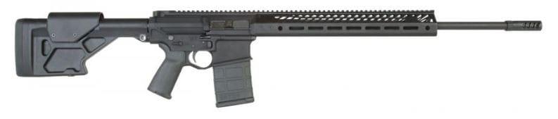 "Seekins Precision 0011320011 SP10 Rifle Semi-Auto 22"" Seekins ProComp 10x Black Hardcoat Anodized"