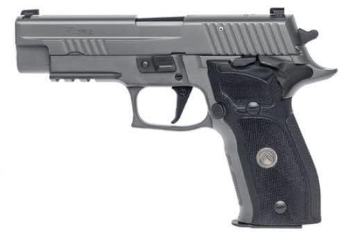 "Sig Sauer P226 Legion 9mm Pistol, 4.4"" Mid Size Gray Xray 3 10rd - 226R9LEGIONSAO"