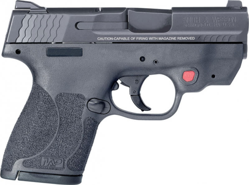 Smith & Wesson M&P9 Shield 11671 9M 3.1 MTS 2.0 W / Integrated Crimson Trace Red Laser