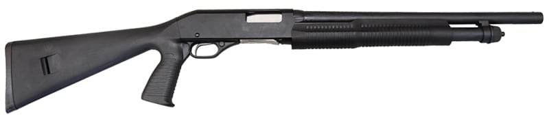 Savage Arms Stevens 19485 Model 320 Security 12GA Pump Action Shotgun with Bead Sight