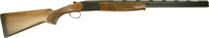 Savage Arms Stevens 555 Over/Under 28GA Shotgun, 26in Barrel 3in Turkish Walnut Stock Blued - 22167