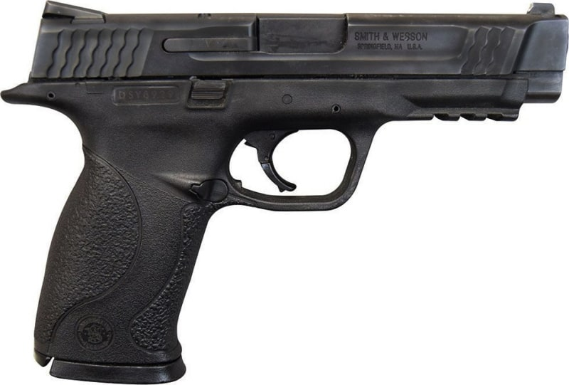 Smith & Wesson M&P 45 w/Night Sights .45 ACP , (1) 10d Mag - Law Enforcement Trade-In - Very Good to Excellent Used.