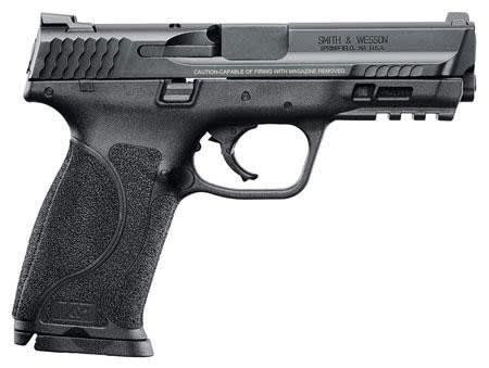 Smith & Wesson M&P9 M2.0 9mm 4.25 17rd Black - SW 11521
