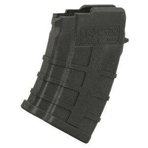 Tapco AK-47 5 Round Mag, Black Polymer 7.62x39 MAG0605 16640