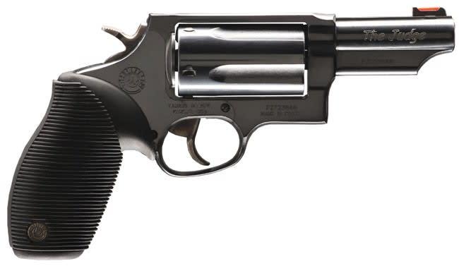 Taurus Judge Revolver 410GA 45 LC 5 Rounds Blue Finish - 2-441031T