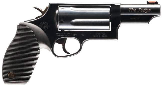Taurus Judge Public Defender Revolver 4510 .45/.410 5rds Blue Finish - 2-441031MAG