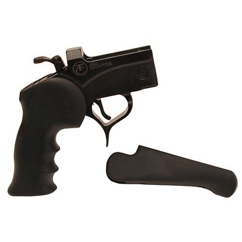 Thompson / Center Firearms Pistol Frame Pro Hunter w/ Blued Rubber Grips - 08151920