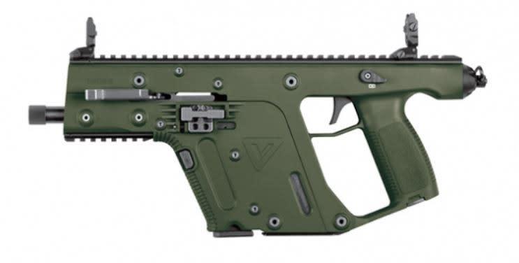 """Kriss KV45PSBGR20 Vector SDP Pistol G2 .45 Brace 5.5"""" TB 13rd ODG"""