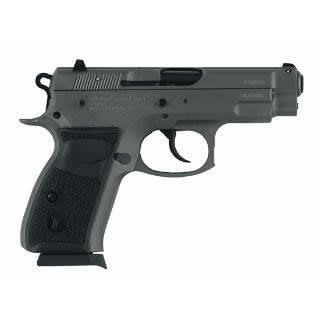TriStar C100 9mm Pistol, 3.7 15rd Tungsten Cerakote - 85028