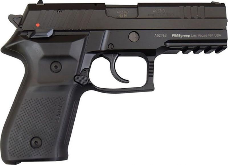 Rex Zero 1 Standard, 9mm, Black, 2- 17rd Mags - REXZERO1S-01