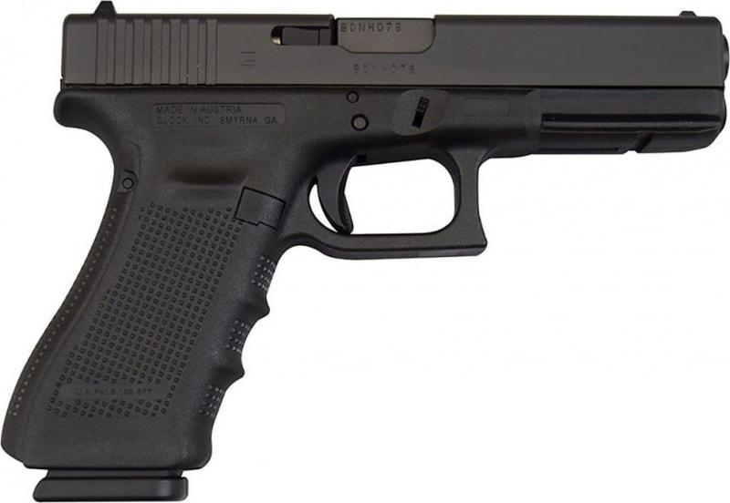 Glock 22 Gen 4 .40 S&W Standard Size Handgun w/ F/S and (3) 15 Rd Mags PG2250203