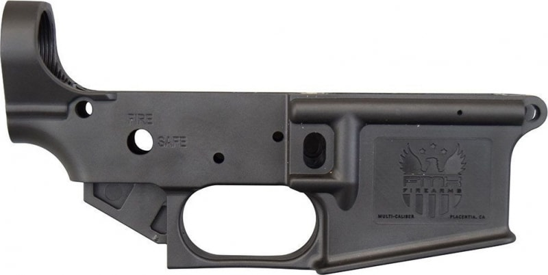 FMK AR1 Extreme Multi-Caliber, Mil-Spec, AR15 Lower Receiver - GAR1E