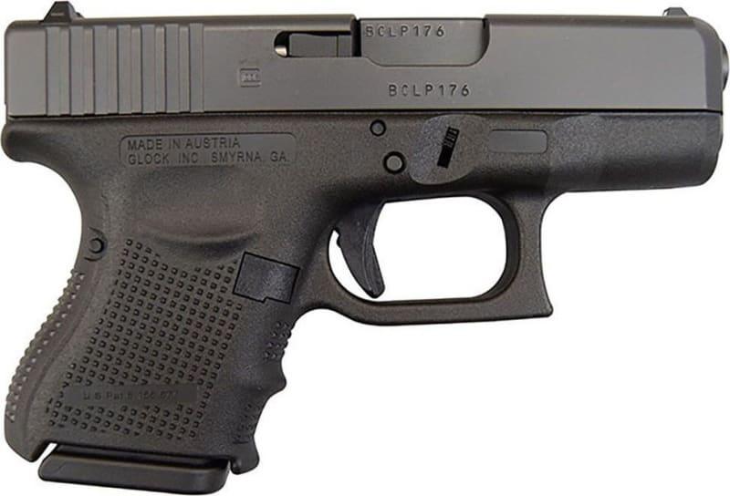 Glock 27 Gen 4 .40 S&W SubCompact Handgun w/ FS and (3) 9 Rd Mags PG2750201