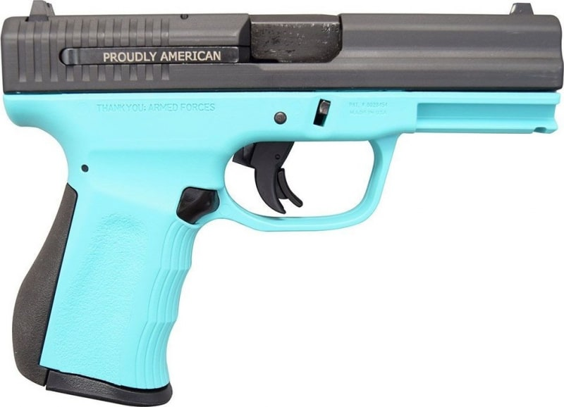 FMK 9C1 G2 9mm Pistol - Tiffany Blue- 14+1 - FMKG9C1G2TB