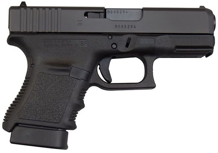 Glock 30 SF .45 ACP SubCompact Handgun w/ F/S and (2) 10 Rd Mags 30SF PF3050201