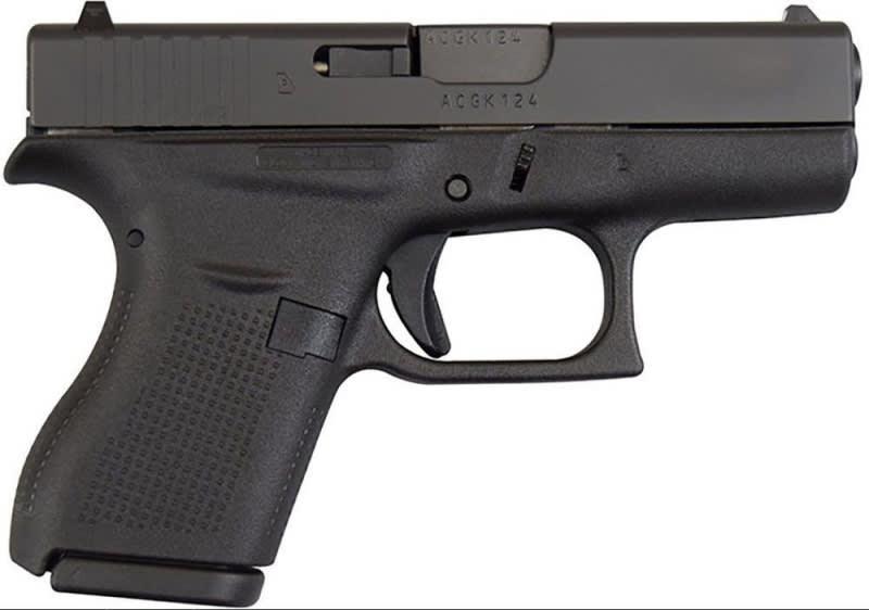 Glock 42 Gen 4 .380 ACP SubCompact Slimline 6 Rd Conceal Carry Handgun UI4250201