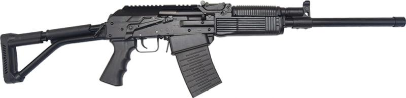 Russian Molot Vepr 12GA Tactical Shotgun w/ Welded Folding Stock