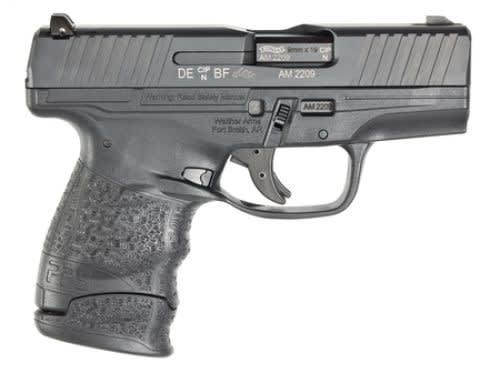"Walther Arms 2807696 PPS M2 9mm Night Sights 3.18"" LE Edition 3 Mags"