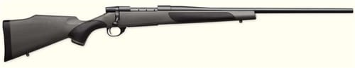 """Weatherby Vanguard 2 6.5CREED Rifle, 24"""" Synthetic Griptonite Matte - VGT65CMR4O"""