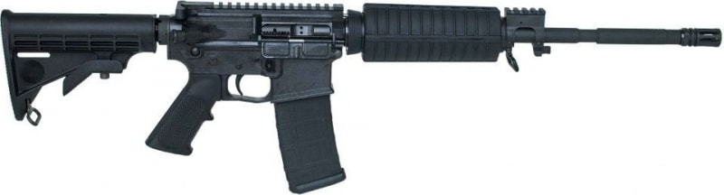 """Windham Weaponary Carbon Fiber SRC .223 Cal 16"""" M4 30rd - R16M4FTTCF1"""