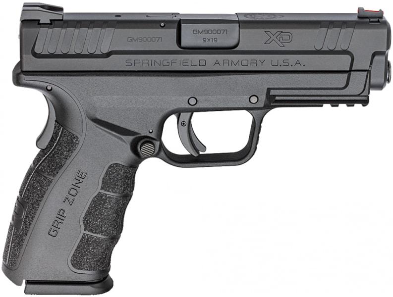 "Springfield XD Mod.2, 4"" Service Model, Striker-Fired, 9mm, 16+1 Capacity - SPR XDG9101HC"