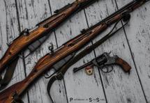 1941 Tula Nagant Revolver-SpaxsporeGunboard