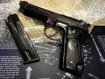 My 2nd Beretta 92!