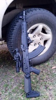 Setup I went with. Great rifle!
