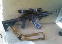 IZ132L At Range
