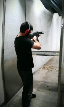 A day at the range