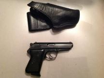 CZ 50 with CZ Police Holster