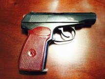 Like new Makarov in 9x18