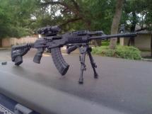 My AK 47