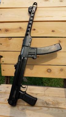 PPS-43C Pistol